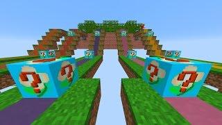 Download CRAZY WEAPONS! - Minecraft FLOWER LUCKY BLOCK RACE Video