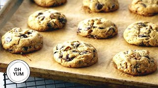 Download The Best Chocolate Chip Cookie Recipe Ever! | Oh Yum with Anna Olson Video