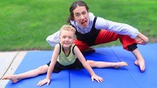 Download Miranda Sings Gymnastics Lesson! w/ Parker Video