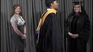 Download Graduate & Doctoral Hooding Video