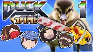 Download Duck Game: Quack Attacking! - PART 1 - Steam Rolled Video