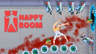 Download Happy Room - Best Killing Machine Ever! - Let's Play Happy Room Gameplay - Happy Wheels in a Room! Video