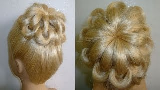 Download Einfache Frisuren:Hochsteckfrisur.Flechtfrisuren.Zopffrisur.Donut Hair Bun Updo Hairstyles.Peinados Video