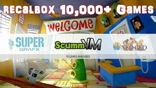 How Install And Set Up Recalbox On Pc Batocera Linux X86 Free