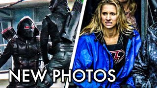 Download Crisis on Earth X Photos !!! Green Arrow Fight !!! Wedding !!! Earth X Supergirl !!! Flash 4x08 !!! Video