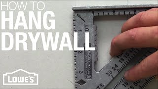 Download How to Hang Drywall Video
