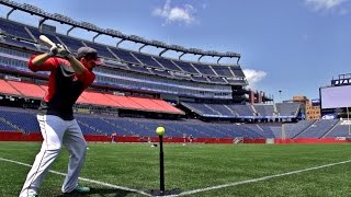 Download Gillette Stadium Trick Shots | Dude Perfect Video