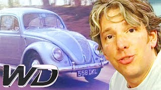 Download Edd Repairs The Iconic Volkswagen Beetle | Wheeler Dealers Video