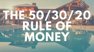Download The 50/30/20 Rule of Money Video