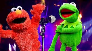 Download Elmo and Kermit the Frog Car Karaoke! FT The Weeknd & Rihanna Video