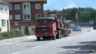 Download Scania 140 A-traktor Video