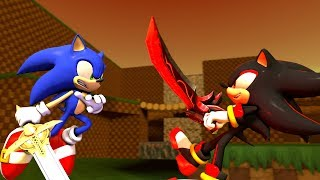 Download (April Fool's 2014) Sonic VS Shadow - The Duel Video