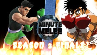 Download One Minute Melee Little Mac vs Makunouchi Ippo [SEASON 2 FINALE FULL VERSION!] Video