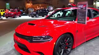 Download 2018 Dodge Charger SRT Hellcat Limited Design Special Limited First Impression Lookaround Review Video