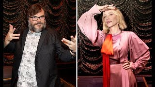 Download Cate Blanchett and Jack Black on ″The House with a Clock in Its Walls″ Video