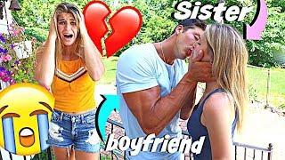 Download Dating My Girlfriends SISTER Behind Her Back *WE KISSED* Video