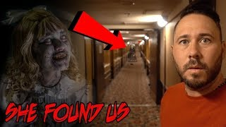 Download (SHE FOUND US) HAUNTED QUEEN MARY SHIP PART 2 Video