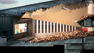 Download The Swiss Tech Convention Center - EPFL Video