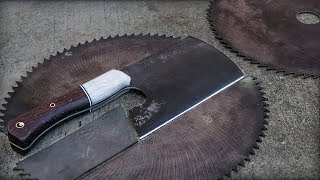 Download From Saw Blade To Knife | Cleaver Video