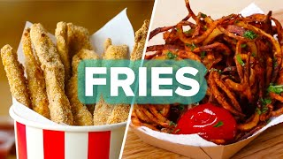 Download 7 Recipes For Anyone Who Loves Fries Video