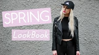 Download Spring LookBook - Grunge, Edgy, Cute | Evelina Forsell Video