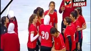 Download مباراة الاهلى امام المجمع الجزائرى - نهائى البطولة العربية - سيدات الكرة الطائرة Video