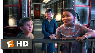 Download The Polar Express (2004) - When Christmas Comes Scene (3/5) | Movieclips Video
