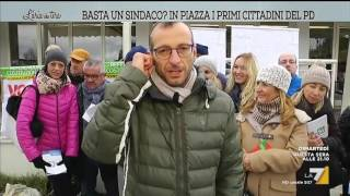 Download L'aria che tira - Basta un sindaco? In piazza i primi cittadini del PD (Puntata 29/11/2016) Video