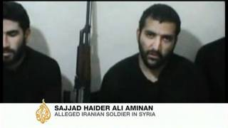 Download Free Syrian Army says it captured five Iranian soldiers Video
