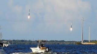 Download Falcon Heavy Launch and Landing - Nikon P1000 Video