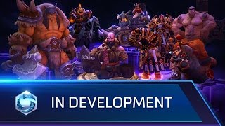 Download In Development - Kharazim, Rexxar, skins, and mounts! Video
