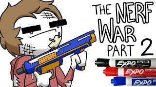 Download The Great High School Nerf War - Part 2 Video