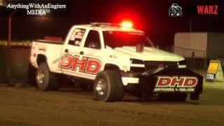 Download Hot Diesel Truck Class TTPA Truck Pulls At Fowlerville MI 2017 Video