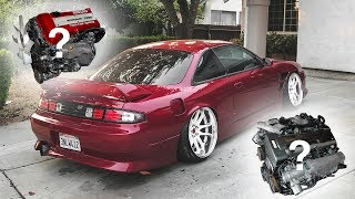 Download 240SX Engine Reveal!!! Video