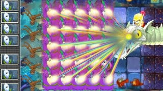 Download Plants vs Zombies 2 Mod: MAGNIFYING GRASS vs ALL ZOMBOSS FIGHT! Video