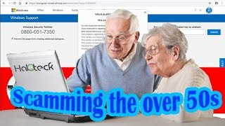 Download Scamming the over 50s Video