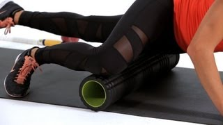 Download Best Muscles to Foam Roll for Runners | Foam Rolling Video