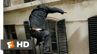 Download The Bourne Ultimatum (4/9) Movie CLIP - Bourne vs. Desh (2007) HD Video