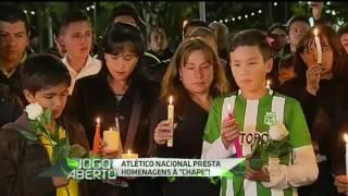 Download Atlético nacional oferece o título da Copa Sul-Americana à Chapecoense Video
