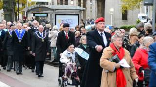 Download Remembrance parade Southport Video