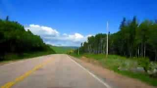 Download Cape Breton Highlands National Park, Cabot Trail, NS, Canada Video