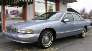 Download 1994 Chevrolet Caprice Classic LS Start Up, Engine, In Depth Tour, and Test Drive Video