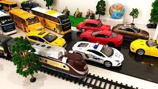Download Toy Train Car Cartoon for Kids | Trains for Children | Toys Trains Videos for Kids Cartoon Toys Video