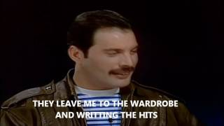 Download Freddie Mercury funny moments (part 1) Video