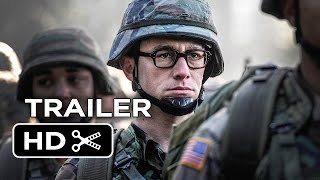 Download Snowden Official Teaser Trailer (2015) - Joseph Gordon-Levitt Drama HD Video