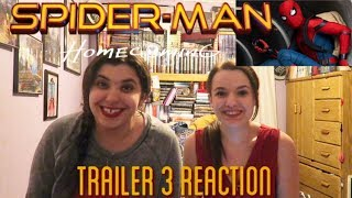 Download SPIDER-MAN HOMECOMING TRAILER 3 REACTION Video