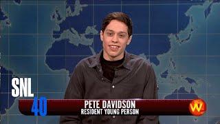 Download Weekend Update: Pete Davidson on The Walking Dead Season Finale (ft. Norman Reedus) - SNL Video
