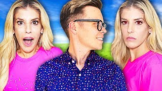 Download Identical TWINS Switch Places for 24 HOURS! Should I TRUST My Husband & Best Friend? Rebecca Zamolo Video
