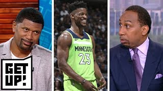 Download Stephen A., Jalen Rose discuss Jimmy Butler's potential trade destinations | Get Up! | ESPN Video