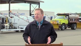 Download Winter Weather Preparation at RDU Airport Video